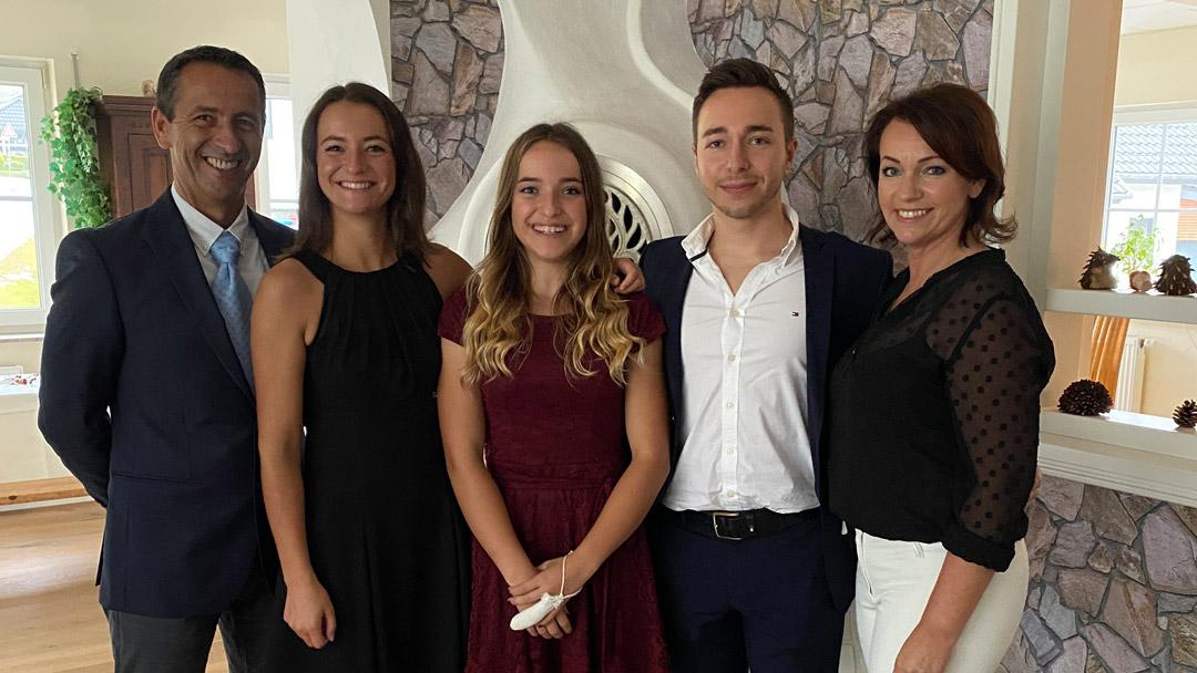 Marinas Familie